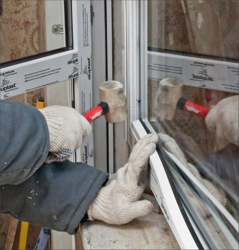 Окно для газовой котельной частного дома