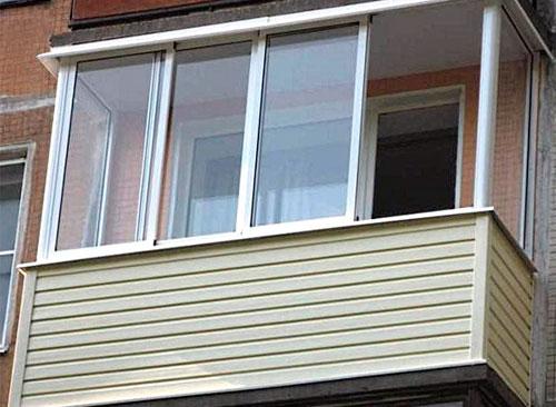 По совету подруги остановила свой выбор на фирме балконы цены.