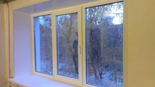 Остекление балконов лоджий п44