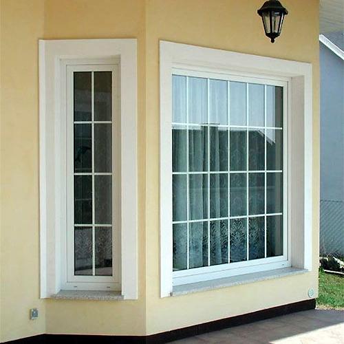 Окна дома на восток